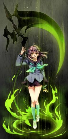 Hiragi Shinoa | Owari no Seraph / Seraph of the End