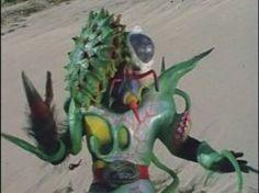 Heatoribachi - Revived Gel-Shocker Kaijin