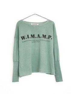 W.I.M.A.M.P. Green T-Shirt $74