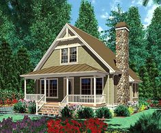 A smartly designed house plan is a small package home