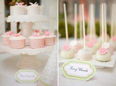 Fairies Welcome Guest Dessert Feature