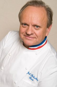 "Chef Joel Robuchon ~ French chef and restaurateur, titled ""Chef of the Century"" by the guide Gault Millau and also awarded the Meilleur Ouvrier de France (France's Best Craftsman) in cuisine. He has chaired the committee for the current edition of the Larousse Gastronomique."