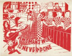 Need visual inspiration for the next four years of protests? A new book collects the feminist posters of the radical women's collective See Red. Protest Posters, Protest Art, Wes Wilson, Feminism Poster, Activist Art, Women Poster, Political Art, Political Posters, Political Events