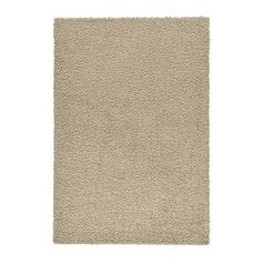 Durable, stain resistant and easy to care for since the rug is made of synthetic fibres. The high pile makes it easy to join several rugs, without a visible seam.