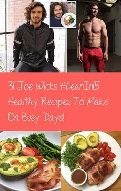 31 Joe Wicks #LeanIn15 Healthy Recipes To Make On Busy Days! - TrimmedandToned