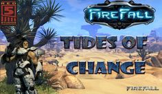 Firefall Tides Of Change Job Board (Level 6-9)