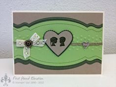 Stampin' UP! Forever Young by First Hand Emotion