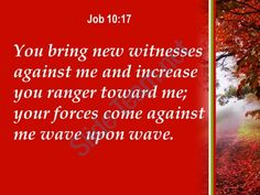 job 10 17 your forces come against powerpoint church sermon Slide03  http://www.slideteam.net/