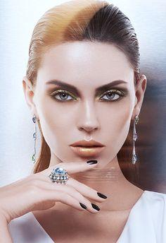 DIOR Jewelry 2014 on Behance