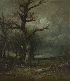 Herfst, 1865, Jules Dupré, De Mesdag Collectie, Den Haag