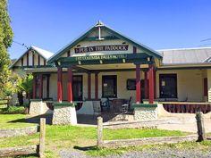 The Pub in the Paddock Family Holiday, Tasmania, Gazebo, Outdoor Structures, Australia, Outdoor Decor, Home Decor, Kiosk, Decoration Home