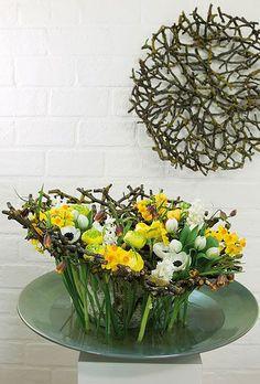 Bouquets de printemps pour oublier l'hiver (MODERNITÉ