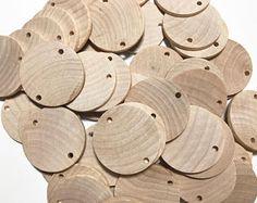 Disques en bois pour la famille les anniversaires Conseil - famille anniversaire planche Tags - famille célébrations planche Tags - disques en bois - crochet en S
