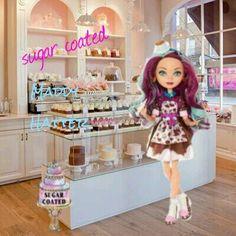 Ever After High Sugar Coated Maddeline Hatter by Victoria