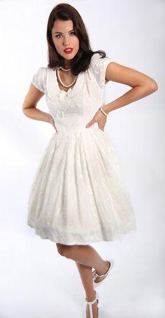 Innocence Collar Dress