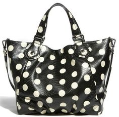 Marc Jacobs...black and white spring essential