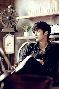 Masa (Sung Hoon) Waiter at Dive Bar. Tech Student. (Dirty, Kylie Scott)
