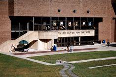 the Staller Center at Stony Brook University