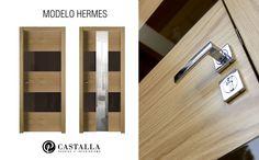 Modelo Hermes | Serie Imagin | Puertas de interior | Puertas de madera | Puertas Castalla Interior Doors, Hermes, Models, Wood Doors, Internal Doors