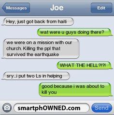 ohmygod that's hilarious
