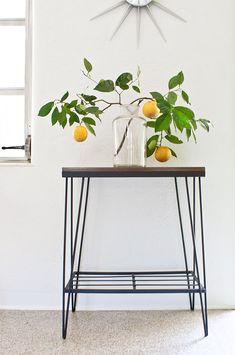 hairpin table /  kimberly rhodes roberts