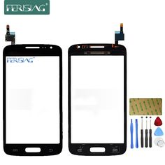 Ferising AAA Touch Screen For Samsung Galaxy G386 G386F Mobile Phone Touch Panel Sensor Digitizer Replacement Glass + Tools kit #Affiliate