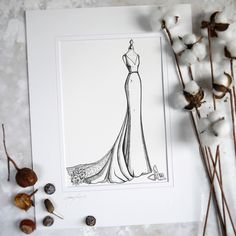 Ordered from Australia and delivered to friends in Ireland as a wedding day gift. I love my thoughtful customers! Wedding dress from Alexandra Grecco, teamed with Jimmy Choo heels. Beautifully personal and unique. The Christmas Order Book has opened. www.weddingdressink.com/new-shop #christmasgift2020 #irishchristmasgift #irishmadegift #artforchristmas #weddingdressink #weddingdressillustration #irishgiftvoucher #bestgiftever