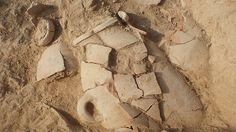 2,500-year-old fortifications found near Israel-Gaza border