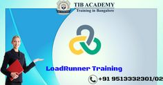 LoadRunner is a leading performance testing tool powered by HP. In every business environment, it has been adopted by IT divisions of an organization.TIB Academy is the best LoadRunner training institute in Bangalore.