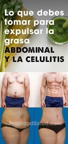 Mira lo que debes tomar si quieres explusar la grasa abdominal y la celulitis de manera natural y rapida rmj10