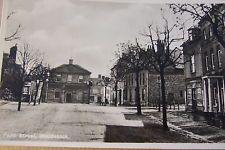 Woodstock near  Wendlebury Town Hall & Park Street,  R/P/Postcard,
