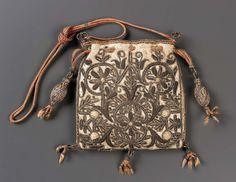 Drawstring bag | Museum of Fine Arts, Boston
