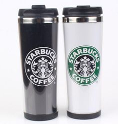 Discount Starbucks Double Wall Stainless Steel Mug Flexible #Cups/Coffee Cup/Mug Tea / Travelling Mugs/ Tea Cups/Wine Cups From China   Dhgate.Com