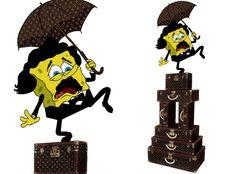 SpongeLouis by Mike Frederiqo