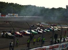 NJ drifting race