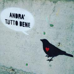 Alla fine andrà tutto bene. Se non andrà bene, non è la fine … (John Lennon)  Buona giornata!  #adhocband #enjoy #live #music #rock #vita #citazioni #pensieri #pensierimattutini #amici #Padova #Venezia #Verona #Treviso #Vicenza
