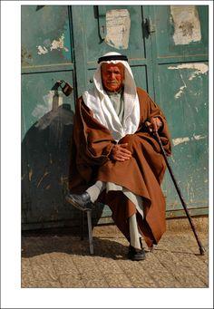 Palestinian Man - Betlehem, West Bank