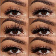 Makeup Goals, Love Makeup, Makeup Tips, Gorgeous Makeup, Makeup Geek, Makeup Ideas, Silk Lashes, Fake Lashes, Best Lashes