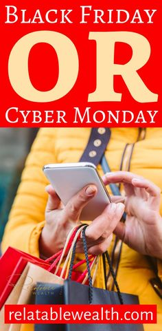 you get the best on Black Friday or Cyber Monday? Will you get the best on Black Friday or Cyber Monday?Will you get the best on Black Friday or Cyber Monday? Ways To Save Money, Money Saving Tips, How To Make Money, Managing Money, Frugal Family, Frugal Living, Summer Activities For Kids, Summer Kids, Working Mom Tips