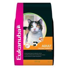 Eukanuba Cat Adult Chicken cat food #cat #catproducts http://www.nojigoji.com.au/