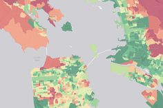 carbon emissions by neighborhood