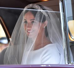 Meghan, Duchess of Sussex arrives for the wedding of Prince Harry to Ms Meghan Markle at St George's Chapel, Windsor Castle on May 2018 in Windsor, England. Prince Henry Charles Albert David of. Meghan Markle Dress, Meghan Markle Outfits, Harry And Meghan Wedding, Prince Harry And Megan, Prince Henry, Royal Brides, Royal Weddings, Wedding Hairdressers, Princess Meghan
