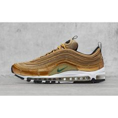 outlet store 2d152 c1f67 Chaussure Nike Air Max 97 CR7 En Or Discount