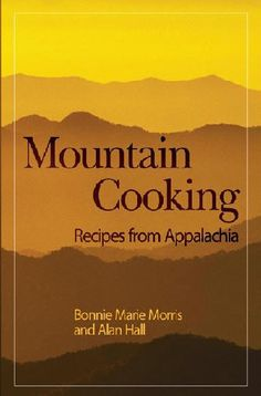It introduces Appalachian food--a unique blend of the recipes brought by settlers --Cajun, French, German, Scots, escaped slaves and those prepared by the native Cherokee. These recipes represent a merging of all the cuisines of the people who live in the high country from New York south to Georgia.  Mountain food is born of fresh ingredients, wild plants and game. It fed small farmers with little ground. They hunted a great deal and gathered what was wild.