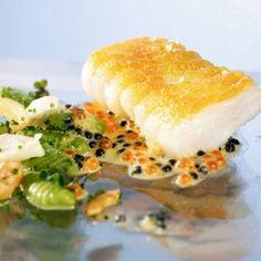 Recettes de poissons d'automne - #recette #cuisine #automne