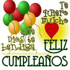 Feliz cumple  http://enviarpostales.net/imagenes/feliz-cumple-72/ felizcumple feliz cumple feliz cumpleaños felicidades hoy es tu dia