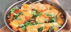 Tajine de saumon - Recettes Cookeo