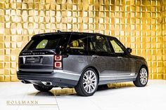 Best Luxury Cars, Luxury Suv, Range Rover Sv, Sv Autobiography, Range Rover Supercharged, Head Up Display, Rear Seat, Cars For Sale, Cool Cars