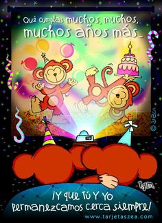imagenes religiosas con mensajes - Buscar con Google Happy B Day Images, Love Images, Happy Birthday Posters, Happy Birthday Cards, Spanish Birthday Wishes, Happy Brithday, Spanish Greetings, Sweet Quotes, Special Day
