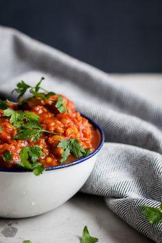 Vegetarisk pastasås med linser och morötter   Linnéas Skafferi